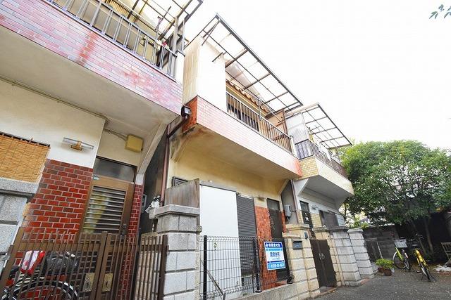 中小阪3丁目戸建貸家の外観