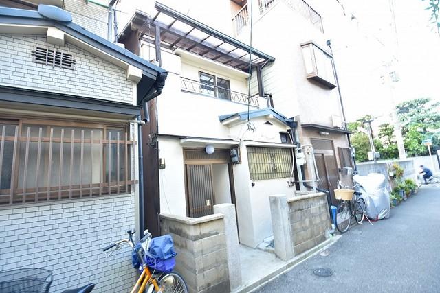 中小阪4-2-5貸家の外観