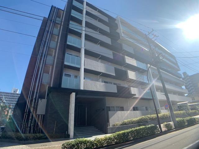 N residence SUMIYOSHIの外観