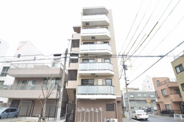 Live Casa Ryogokuの外観