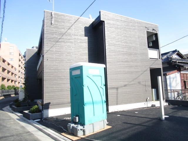 リブリ・グレイス鎌倉の外観