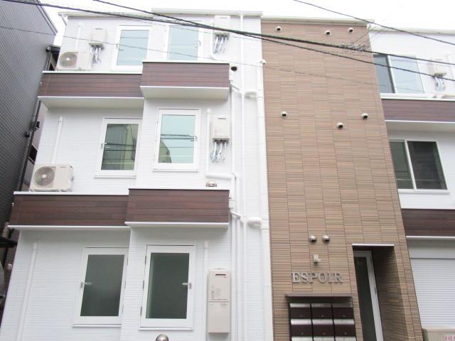 エスポワール小岩壱番館の外観