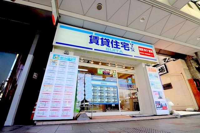 NetWorkJR吹田店外観写真