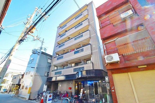 CTビュー小阪の外観