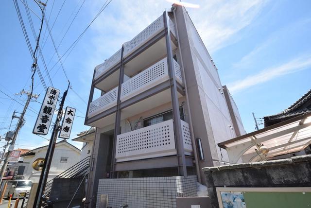 リンクスイン東大阪P-2の外観