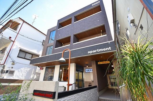 アパートメント6002の外観