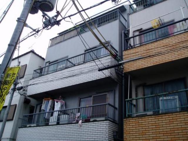 クレインズマンションの外観