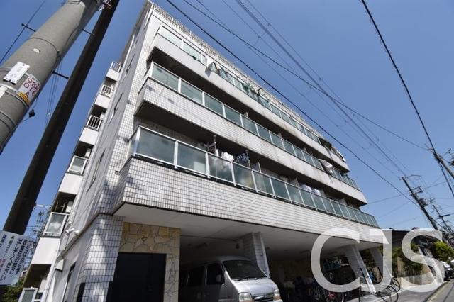 新深江CTスクエアの外観