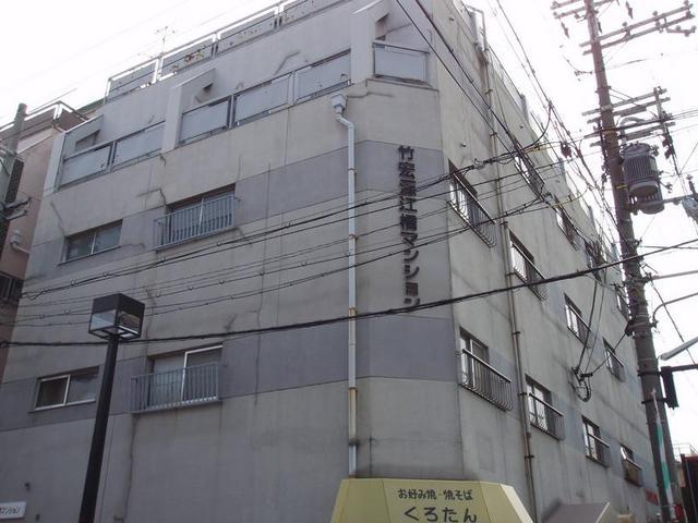 竹宏深江橋マンションの外観