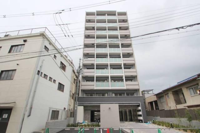 ジアコスモ大阪城南2の外観