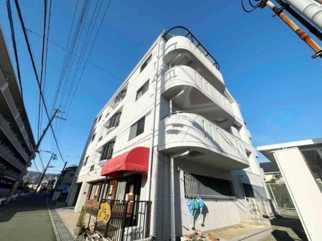 グレイス永田3号館の外観