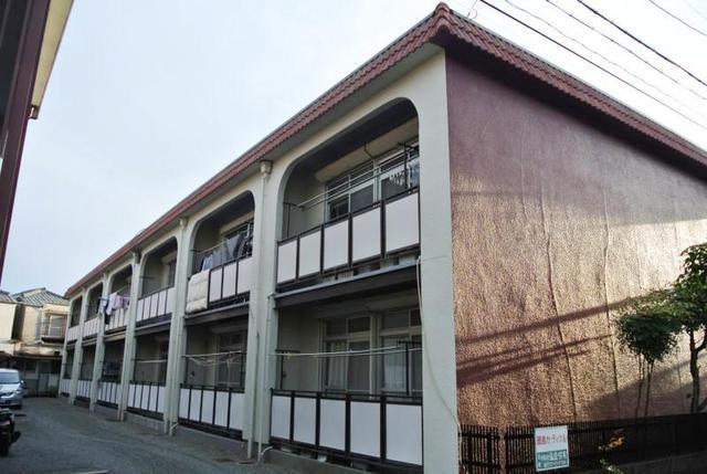 岡島カーディナル2の外観