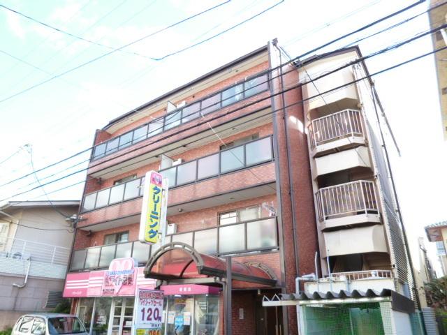 桜塚グリーンヒルの外観