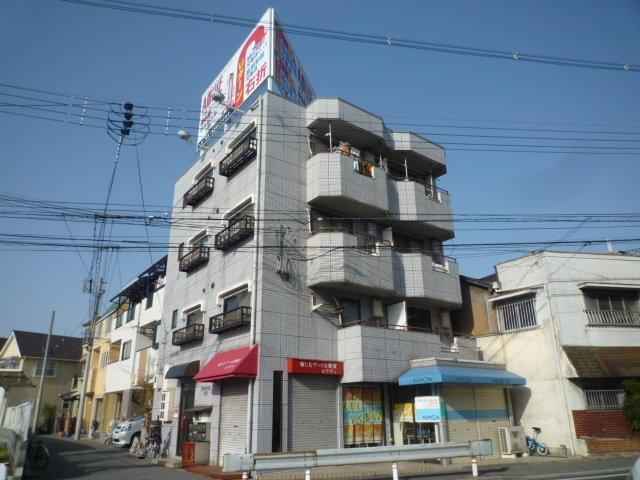 スタジオ桜塚の外観