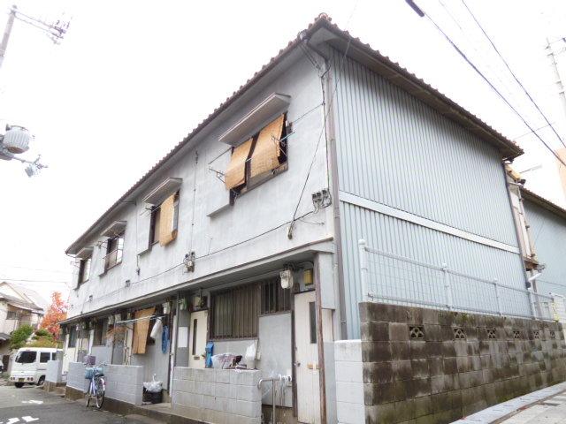 三和荘の外観