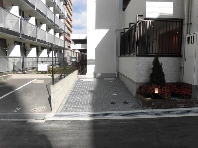 ガレリア大阪空港2の外観