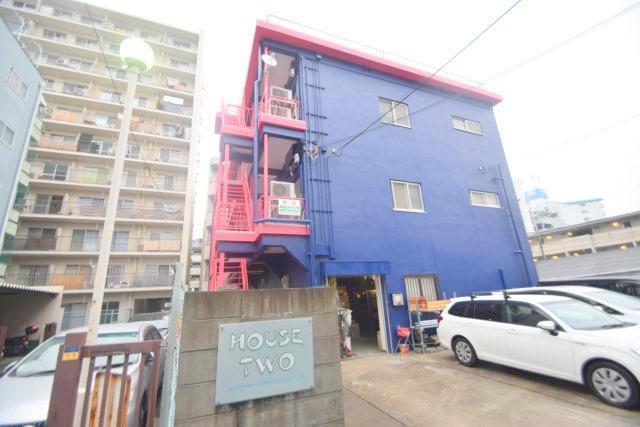 HOUSE TWOの外観