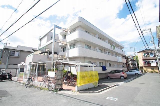 川島第八ビルの外観