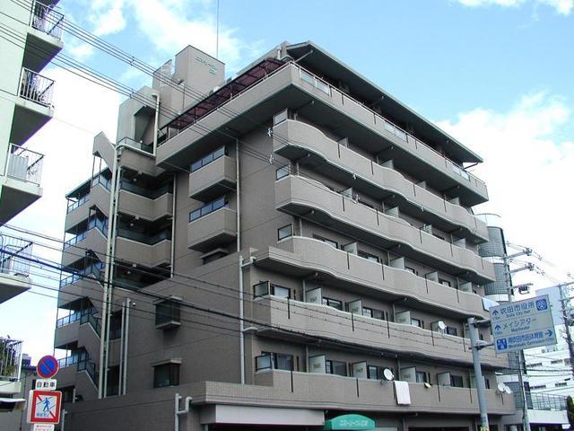 エスト・リーブル江阪の外観
