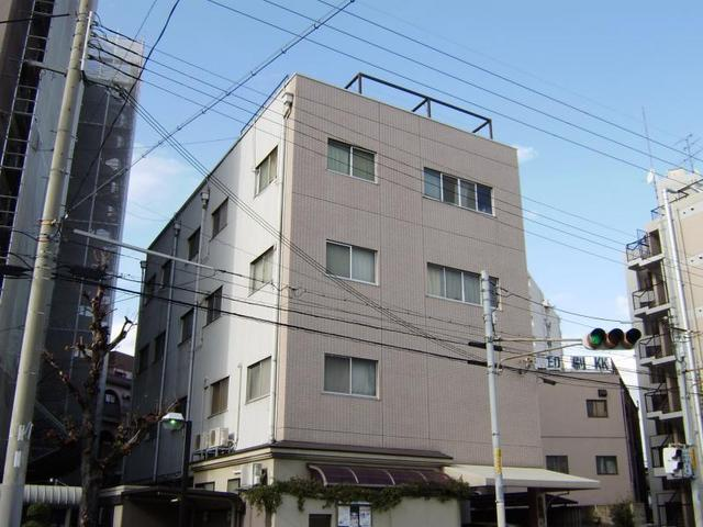 寺田マンションの外観