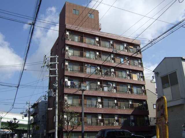 トーエー塚本駅前ビルの外観