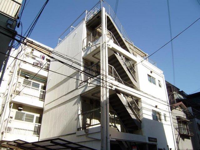 第7坂田ビルの外観