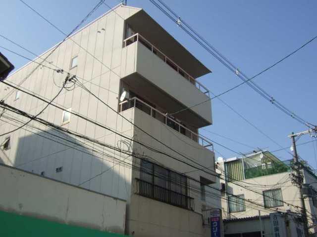 磯村マンションの外観