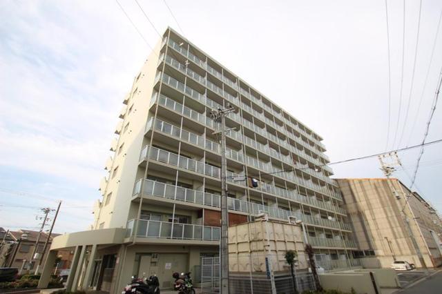 姫島第6ローズマンションの外観