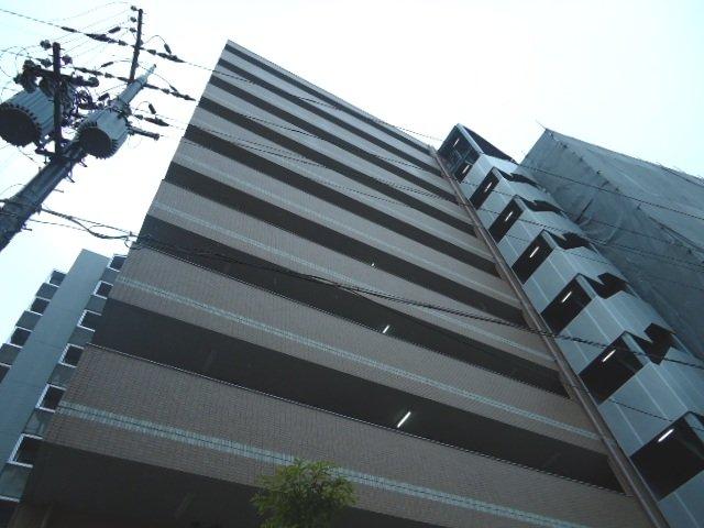 MPLAZA新大阪壱番館の外観