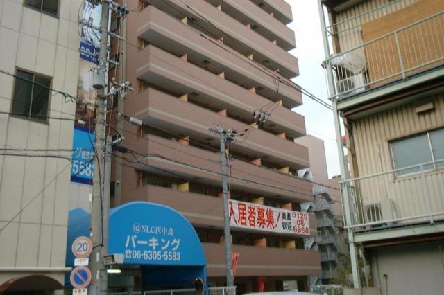 MPLAZA新大阪弐番館の外観