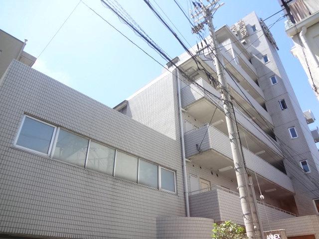 朝日プラザ新大阪アネックスの外観