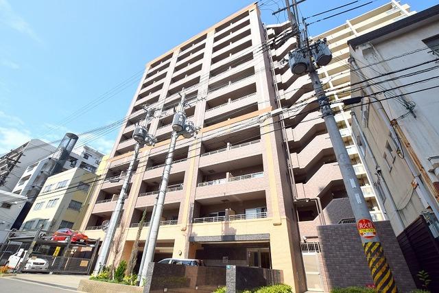 willDo新大阪の外観