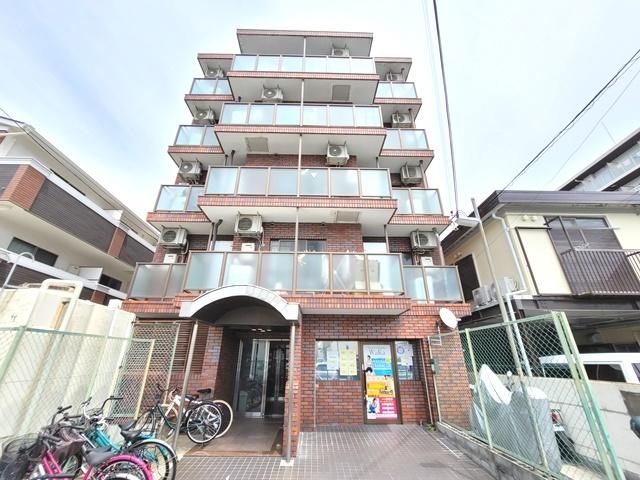 藤井三国マンションの外観