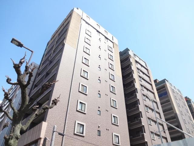 ラグーン新大阪City Life 1の外観