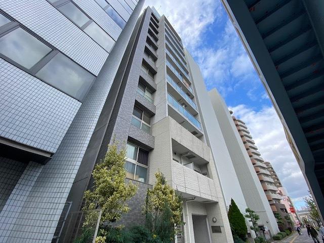 ブランカ堺東の外観