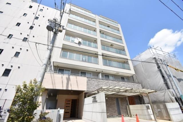シティコート熊野町の外観