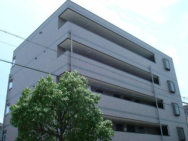白鷺TKハイツ2号館の外観