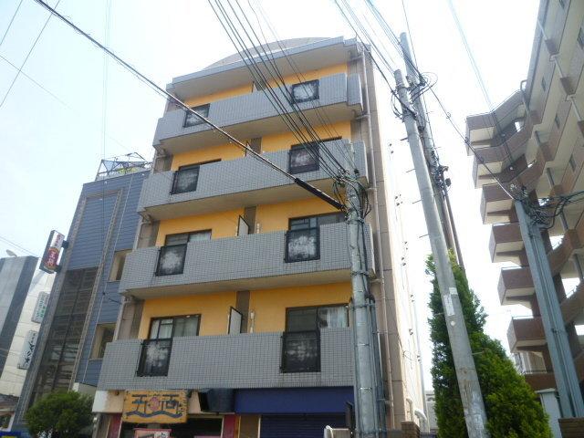 ニューメイト堺市駅の外観
