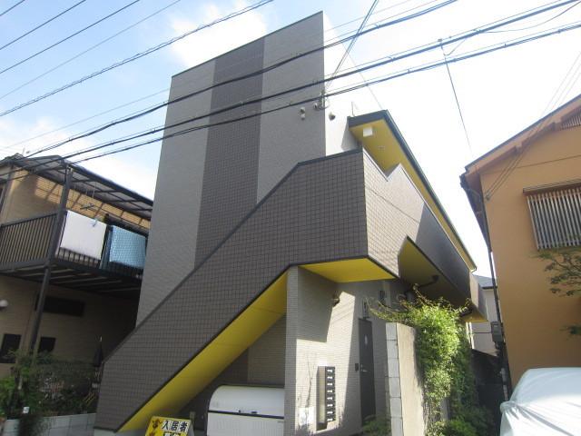 Casa del canario諏訪ノ森の外観