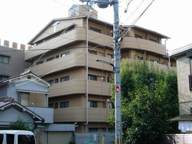 ふぁみーゆ藤井寺の外観