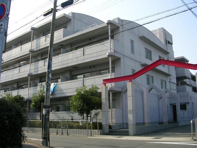 キャスビック田井城の外観