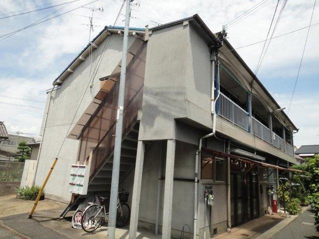 森田文化住宅の外観