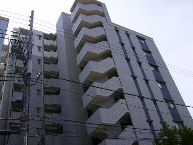 エスリード阿倍野阪南町の外観