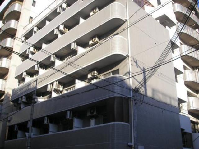 石田マンションの外観