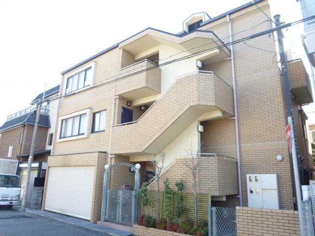 SHIMIZU HOUSEの外観