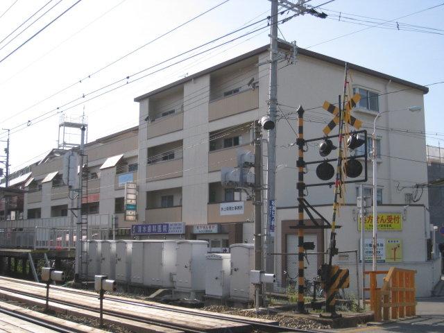 カサベラ武庫之荘の外観