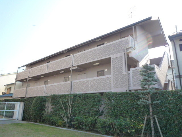 エスペランサ武庫之荘の外観