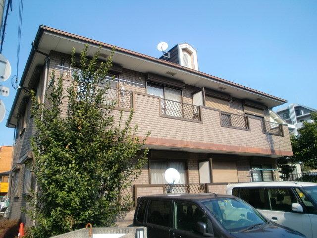 シャリオ武庫之荘の外観