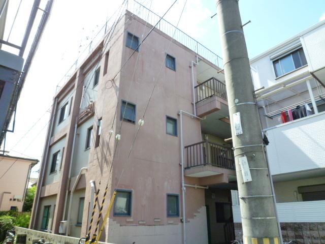 武庫之荘マンションの外観