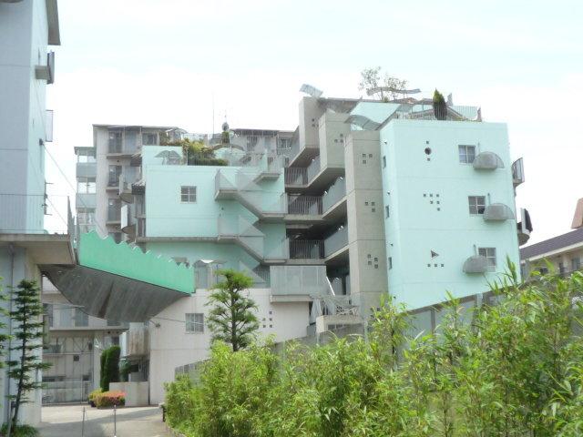 コナビレッジ4の外観
